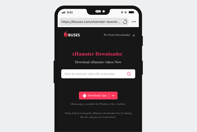 6Buses xHamster downloader