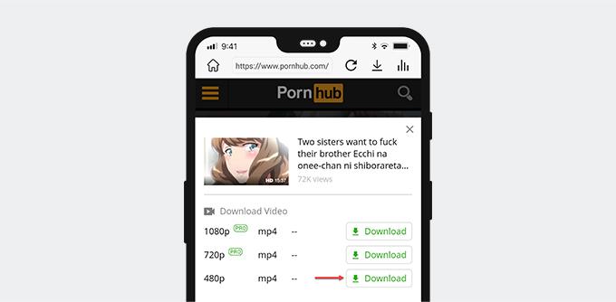Convert Pornhub MP4