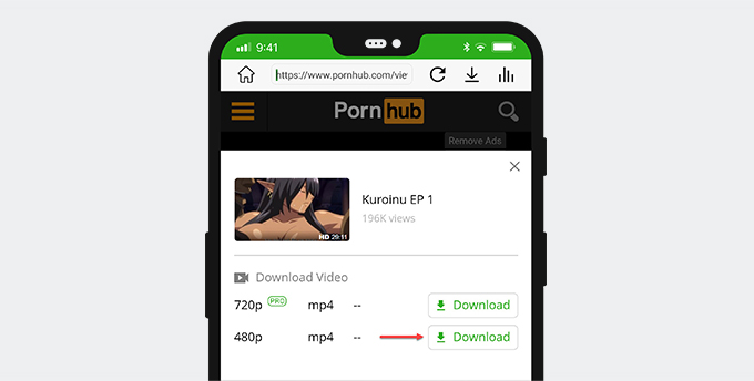 Free download mobile porn on Android