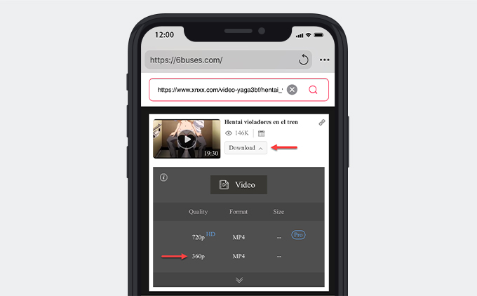 Free download mobile porn video